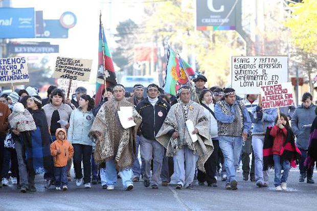 Resultado de imagen para lucha mapuche
